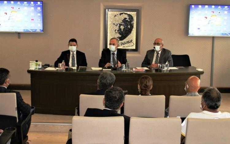 Liman Güvenliği Toplantısı gerçekleştirildi