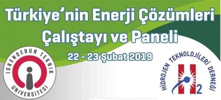 İSTE Türkiye'nin Enerji Çözümleri Çalıştayı'na ev sahipliği yapacak!