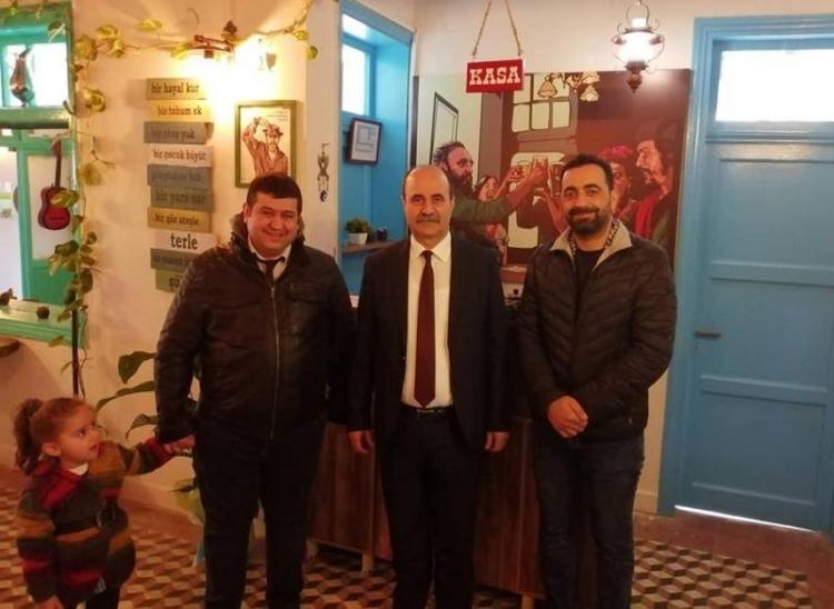 Cafe Castro Farklı Atmosferiyle Tarihte Yolculuğun Kapılarını Aralıyor