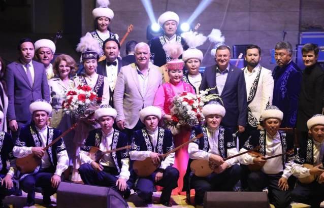 EXPO Alanında Kazakistan Rüzgârı Esti