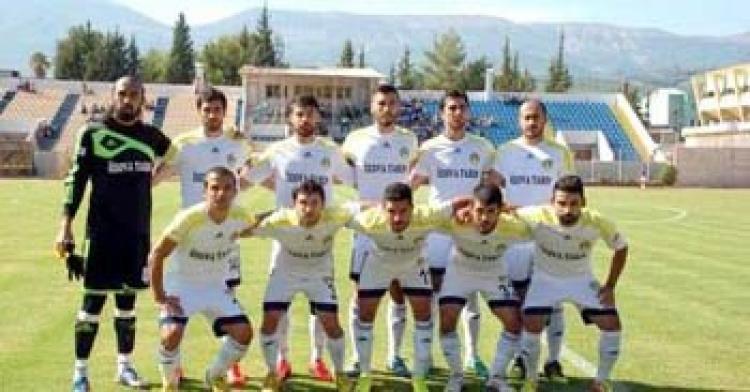 Kırıkhanspor: 3 Üsküdar Anadolu: 3