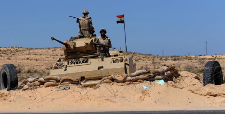 Sina Yarımadası'nda ölü sayısı 50'ye yükseldi
