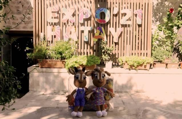 EXPO 2021 Hatay'ın Maskotları Hataylı Kadınlar Tarafından Üretiliyor