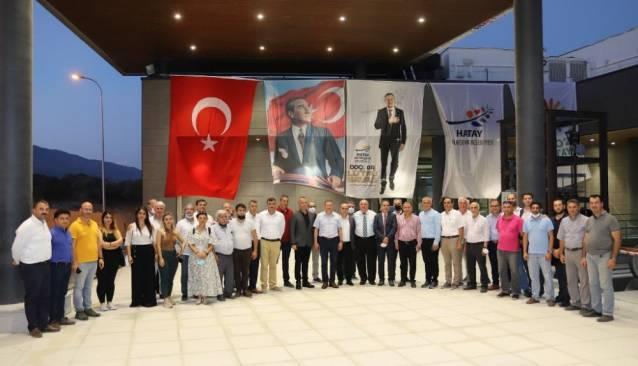 HAMOK'tan EXPO Alanına Ziyaret
