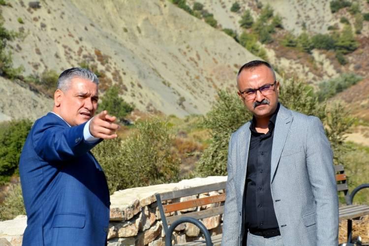 Belen Belediye Başkanı İbrahim Gül; Hizmet İçin Varız