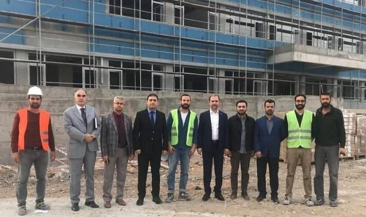 """AK Parti Hatay Milletvekili Özel: """"Eğitim Altyapımızı Yeniliyoruz"""""""