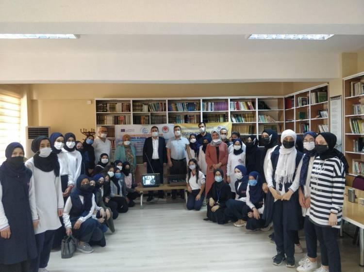Antikalar  Erasmus Days Etkinliği İle Hayat Buldu